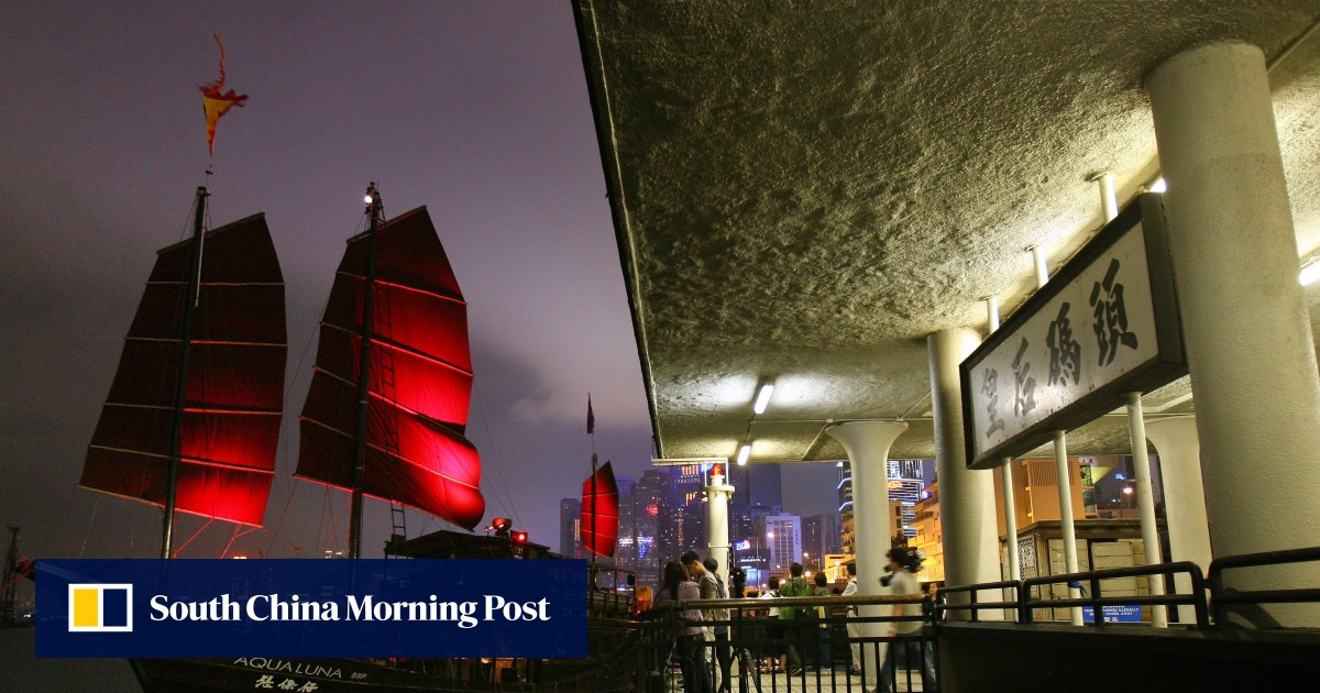 Hong Kong's Queen's Pier may be relocated away from original Central area