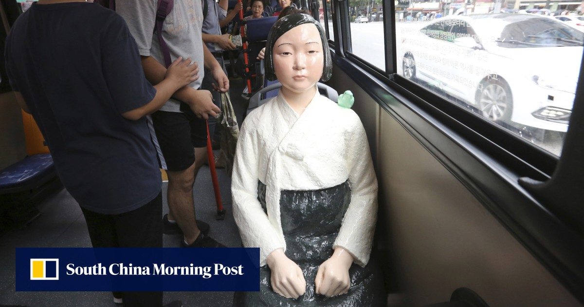 www.scmp.com: South Korea orders Japan to pay damages to group of former 'comfort women' over treatment in military brothels