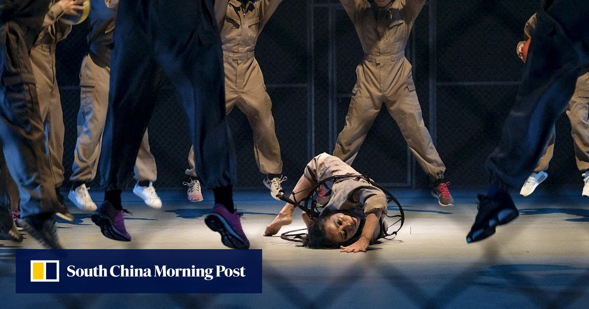 Eight quit dance show over concerns about national security law