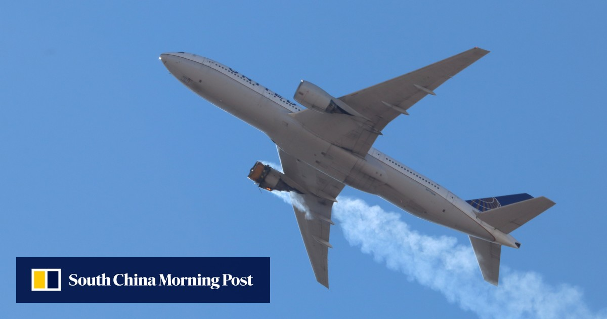 Japan grounds Boeing 777s after US airline's jet engine failure