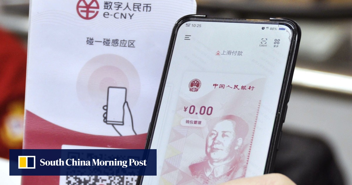 Beijing explores digital yuan cross-border payments with central banks
