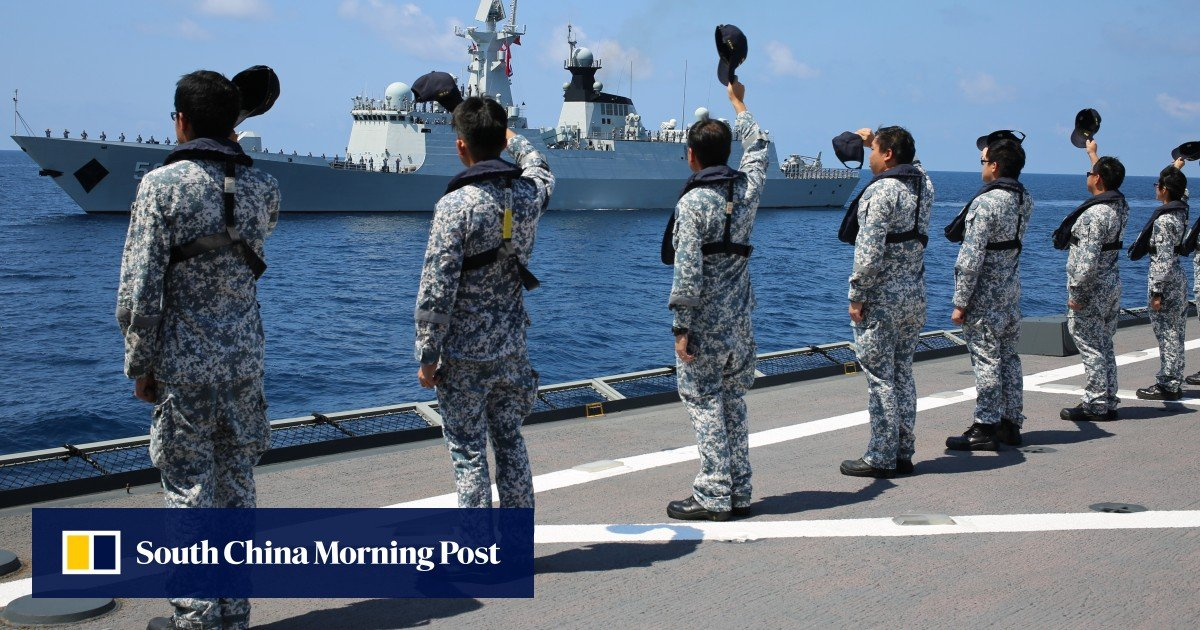 China and Singapore start joint naval drills as Beijing boosts ties in Asia