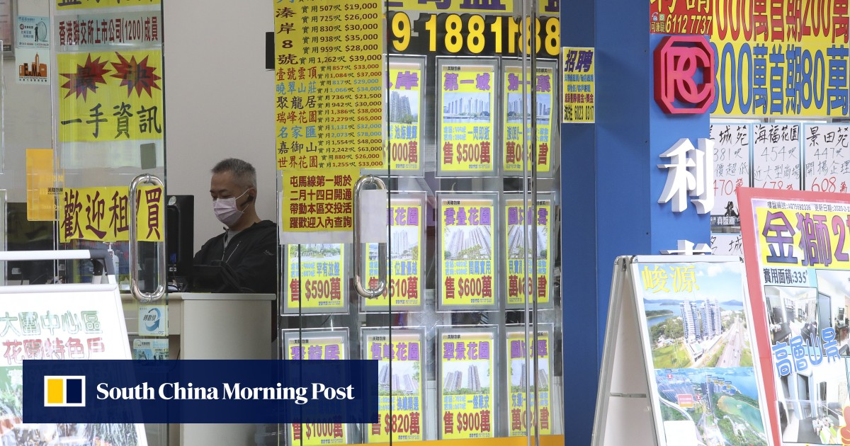 Hong Kong's lived-in home prices end three months of decline