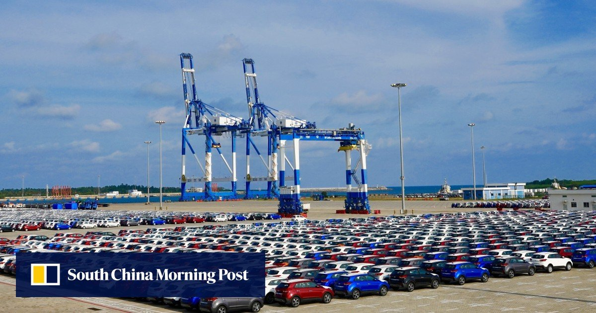 'A mistake': China can extend port lease to 198 years, Sri Lankan minister says