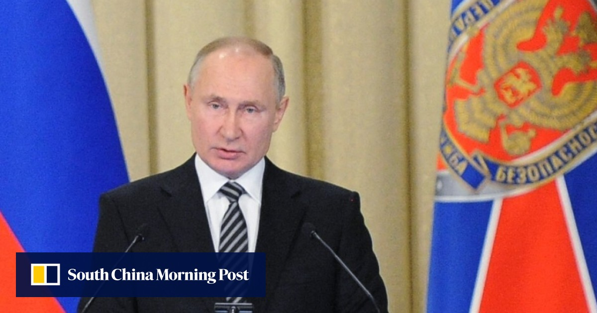 Putin to spy agency: guard against foreign efforts to 'destabilise' Russia