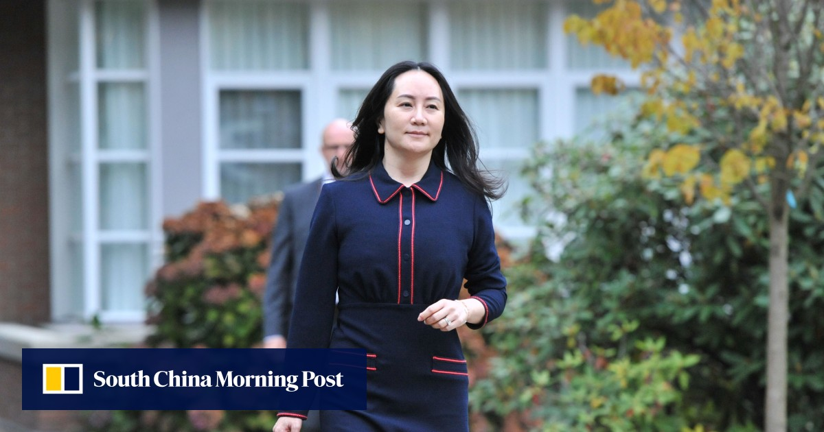 Huawei's Meng takes HSBC to court in Hong Kong to seek bank's papers