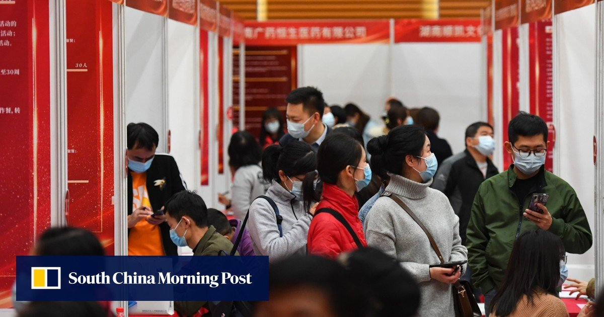 China's 'difficult' job market to be hit with 15 million new urban applicants