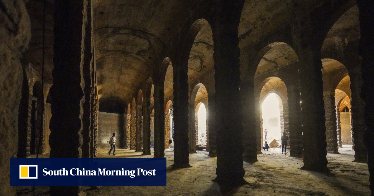 Call to declare century-old Hong Kong service reservoir a monument