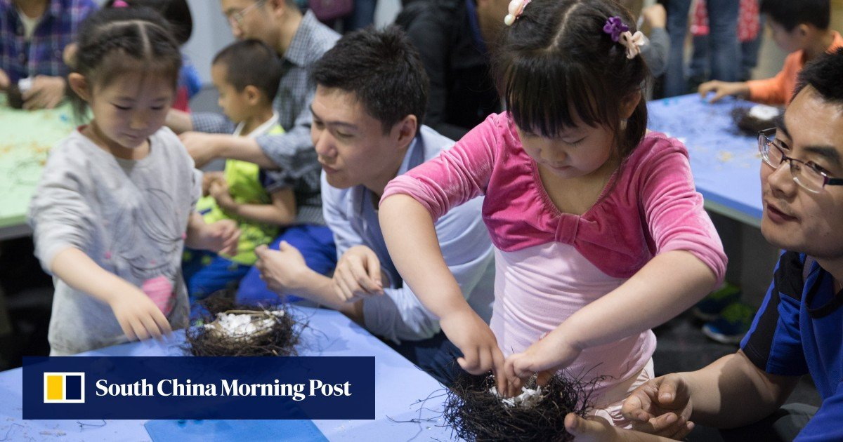 China's market for children's goods and services grows as family incomes rise