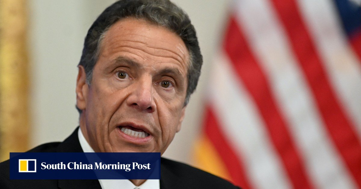 Second woman accuses New York Governor Cuomo of sexual harassment