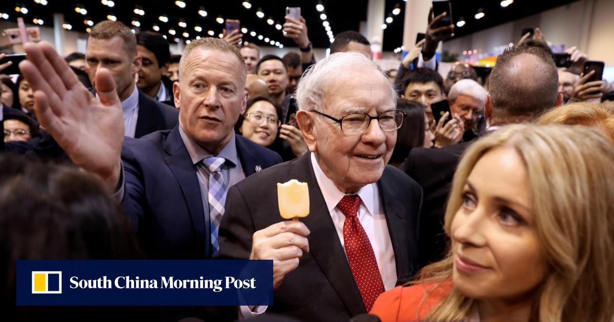 Warren Buffett's fortune reaches US$100 billion