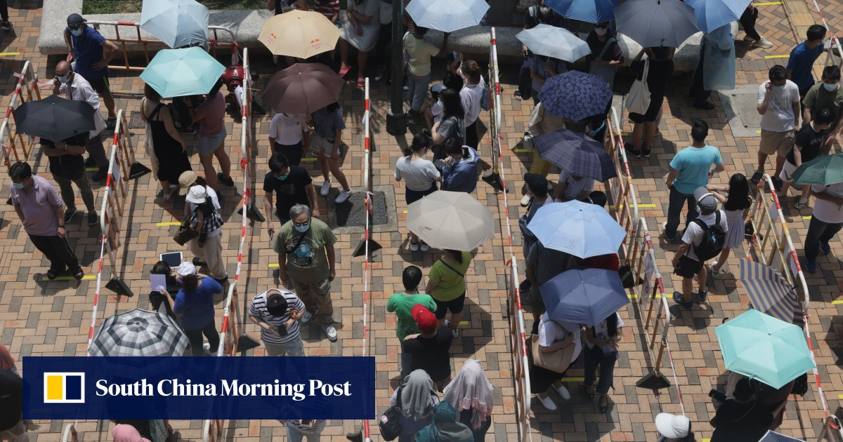 Hong Kong lawmakers take aim at officials, urge them to raise their game