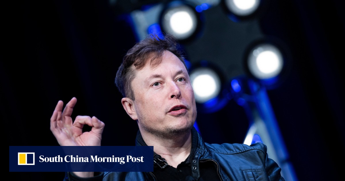 China's quiet bid to take on Elon Musk's Starlink satellite project - South China Morning Post
