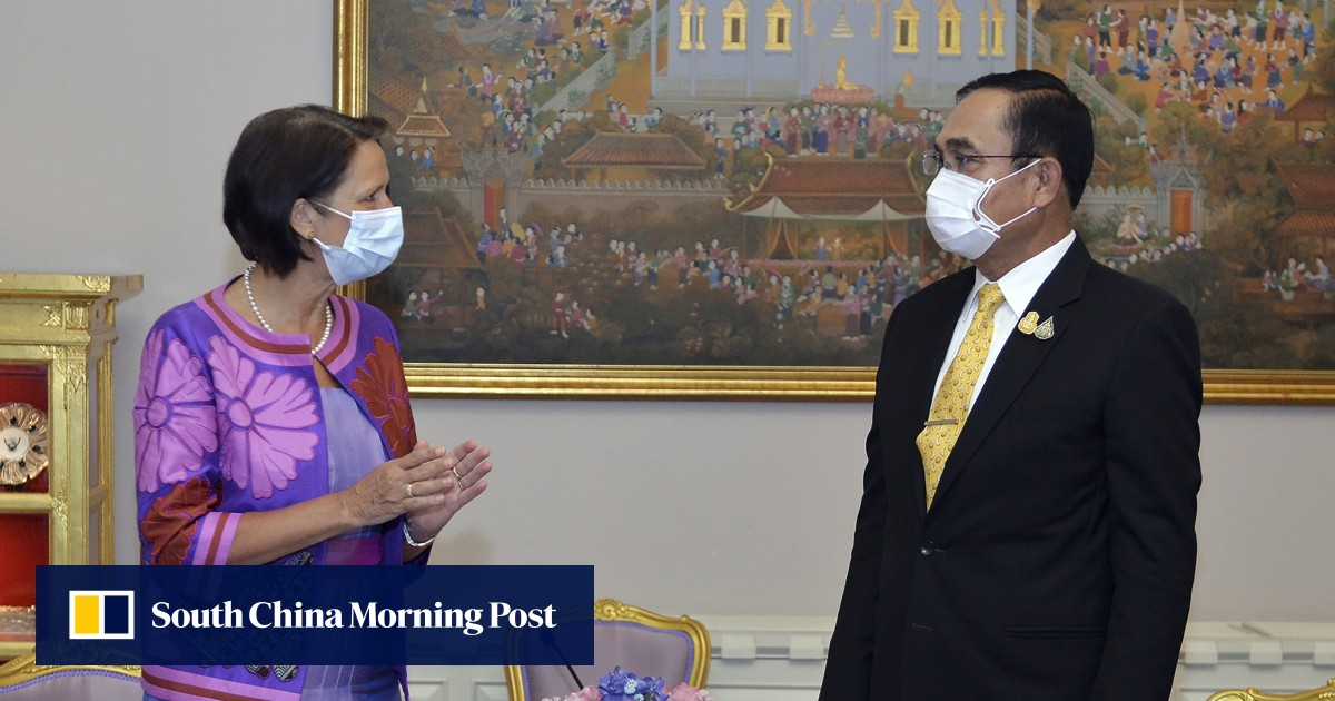 Thailand's Prayuth Chan-ocha tells UN envoy he will not force back Myanmar refugees