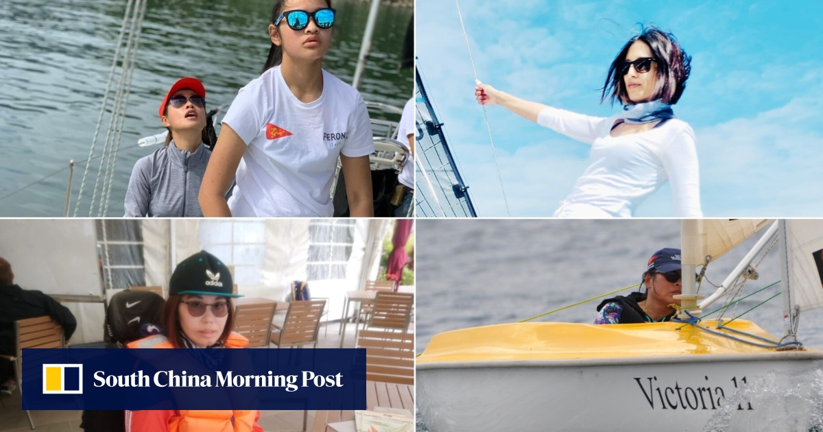 Mother-daughter, architect, para athletes in Women's Sailing Festival - South China Morning Post