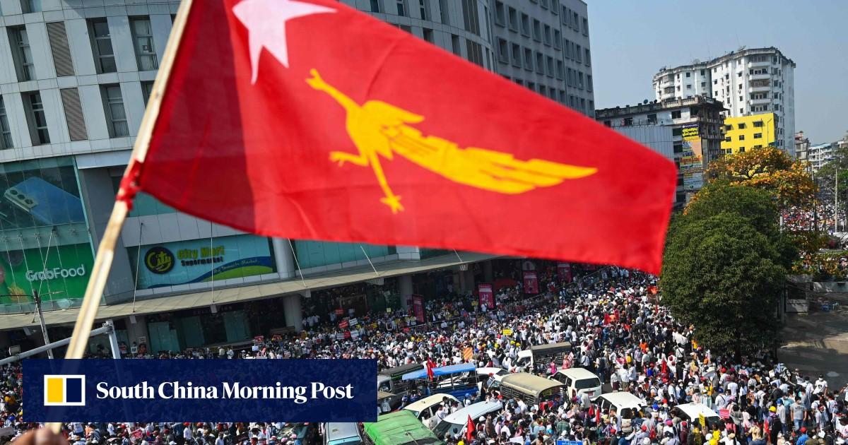 Myanmar junta suspends more than 125,000 teachers for opposing coup