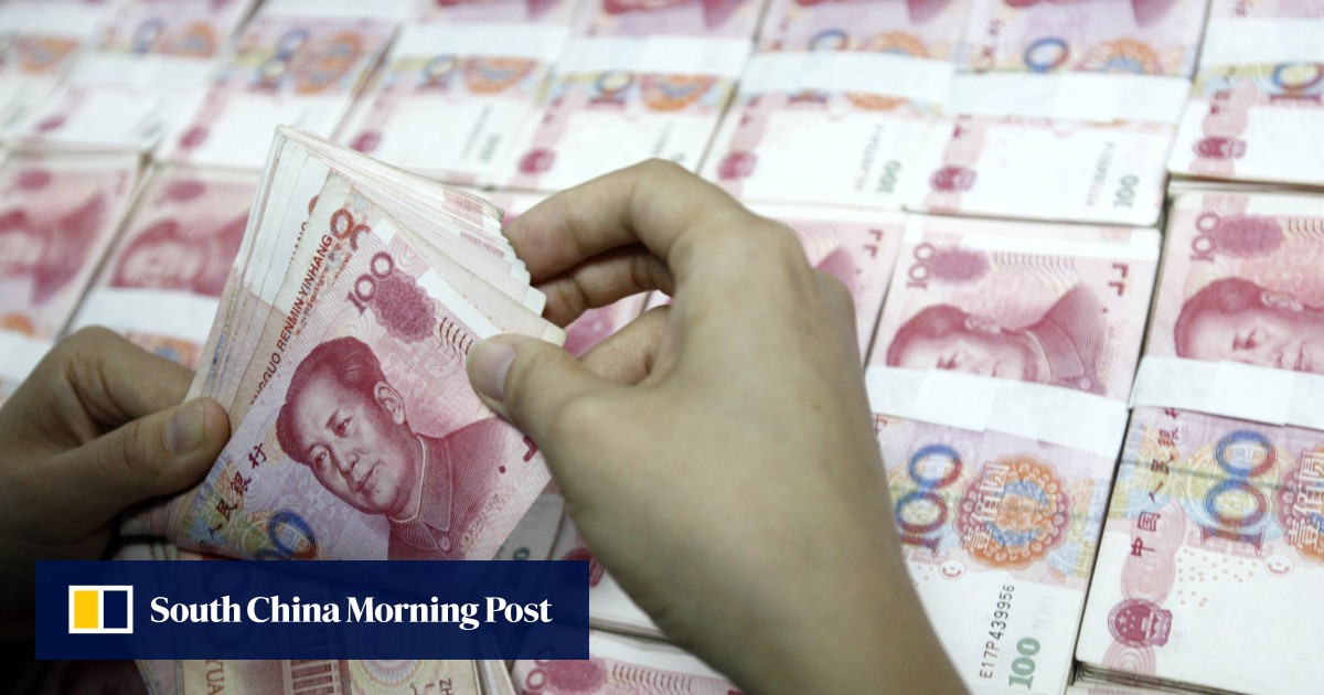 China taps financial tools to slow yuan's surge against the dollar