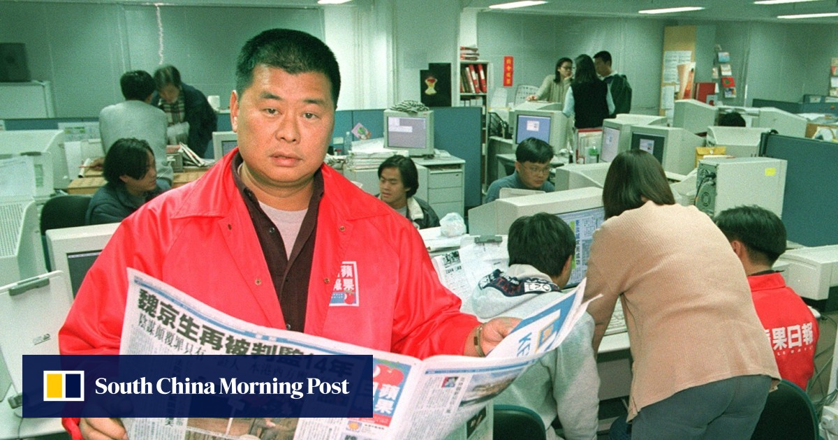 Hong Kong's forbidden fruit and the national security law: the rise and fall of Apple Daily and founder Jimmy Lai