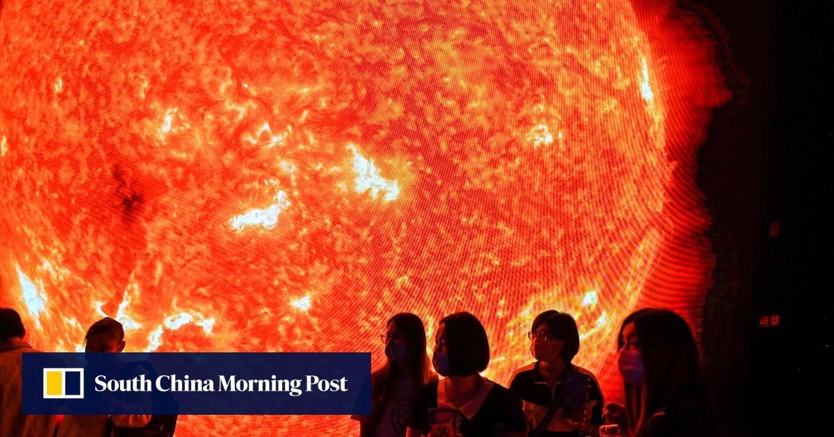 World's biggest' planetarium looks at space through China's lens