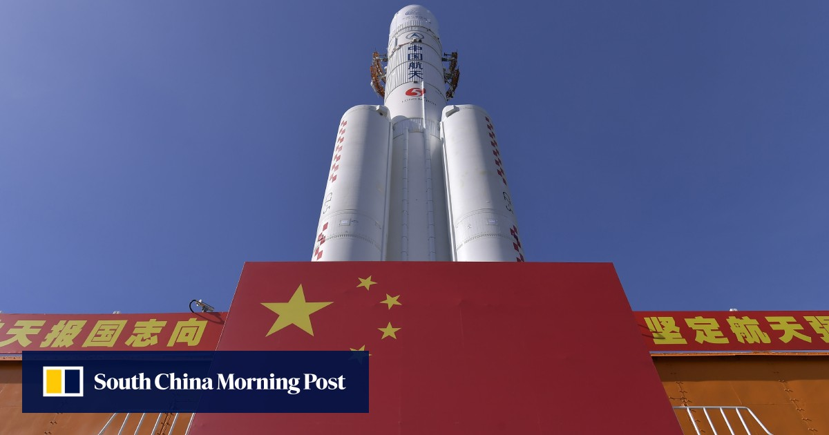 Rocket engine prototype gives super boost to China's space ambitions