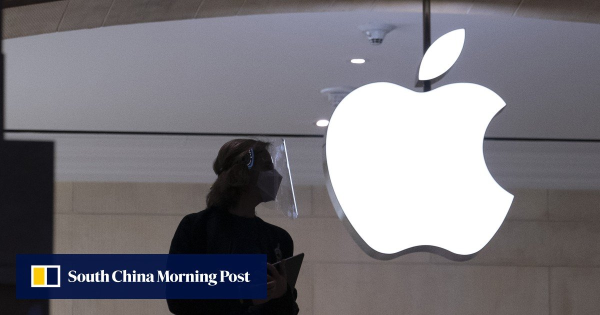 Chinese AI firm pushes Siri claim to stop Apple's iPhone production, sales - South China Morning Post