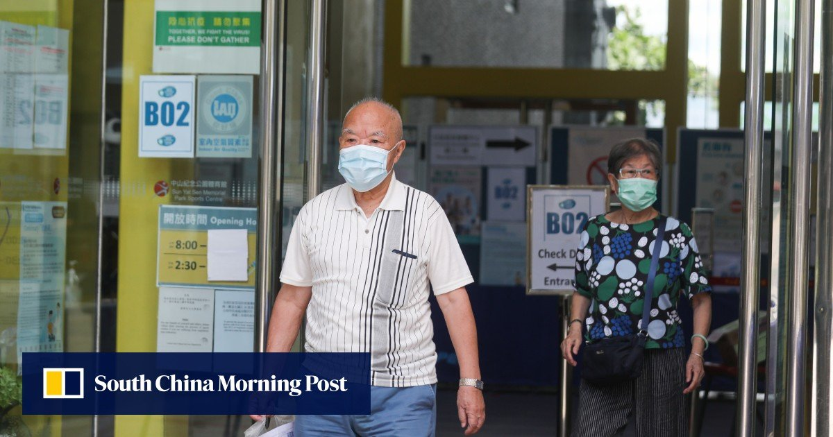 Image Coronavirus: Hong Kong vaccination centres light on walk-ins as new scheme aimed at boosting flagging jabs rate launched