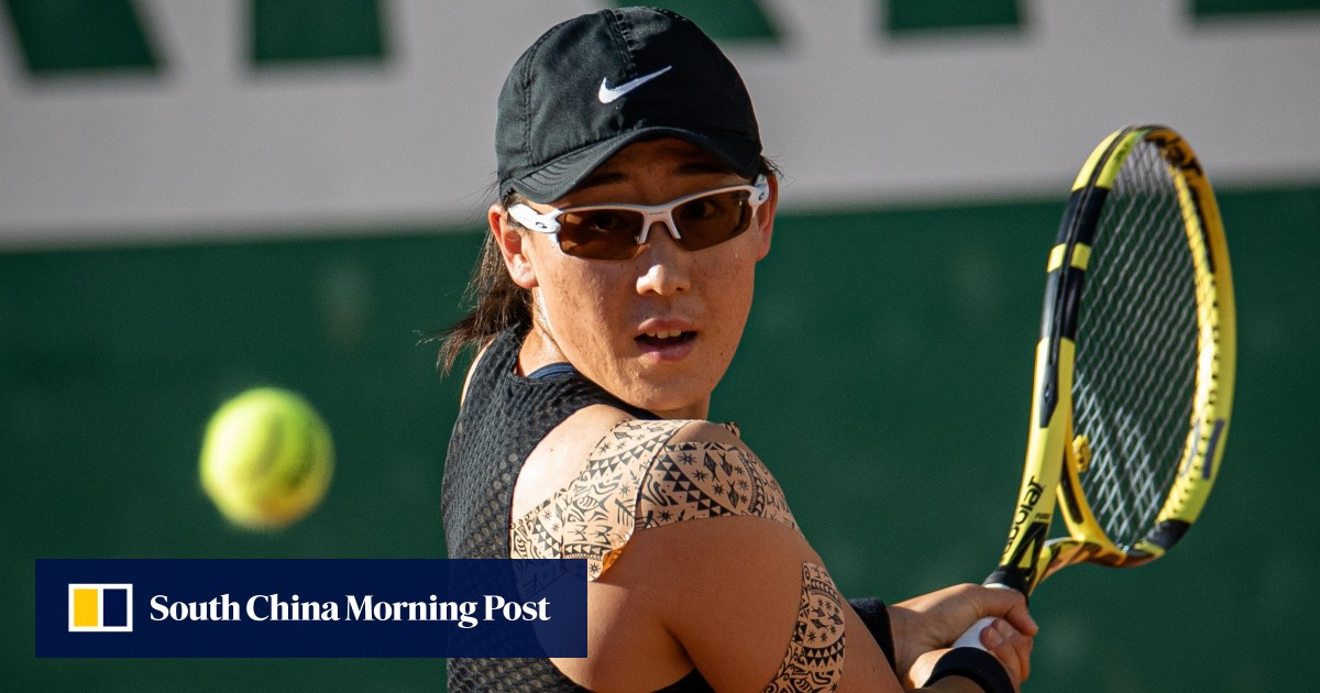 Zheng leads Chinese into Columbus doubles final and singles semis