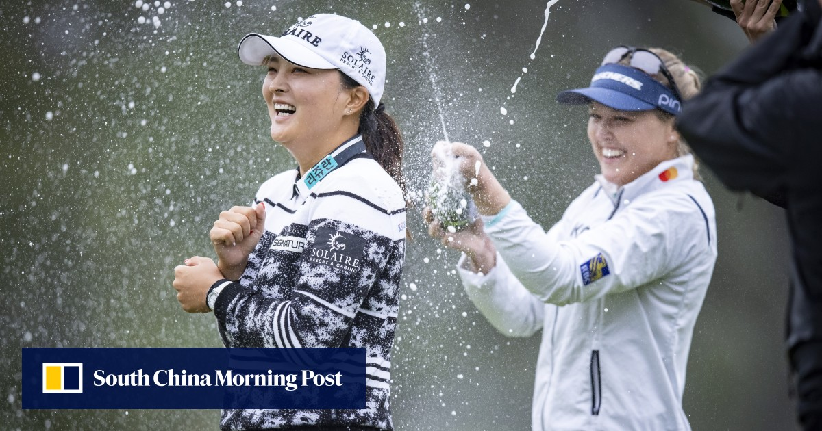 Wire-to-wire win for South Korea's Ko at LPGA Founders Cup