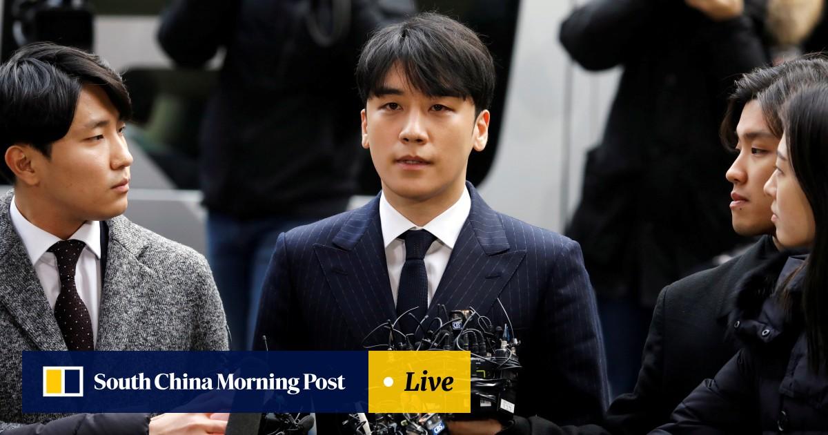 K-pop sex-and-drugs scandal involving Big Bang star Seungri lays