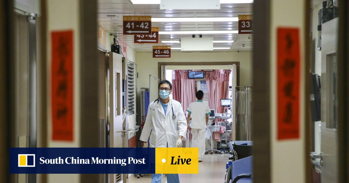 Hong Kong needs 11,000 more doctors to meet global standard