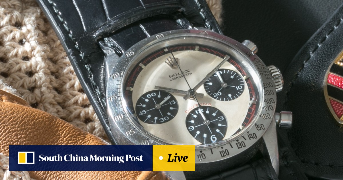 How to buy a watch at auction – and when to stop bidding