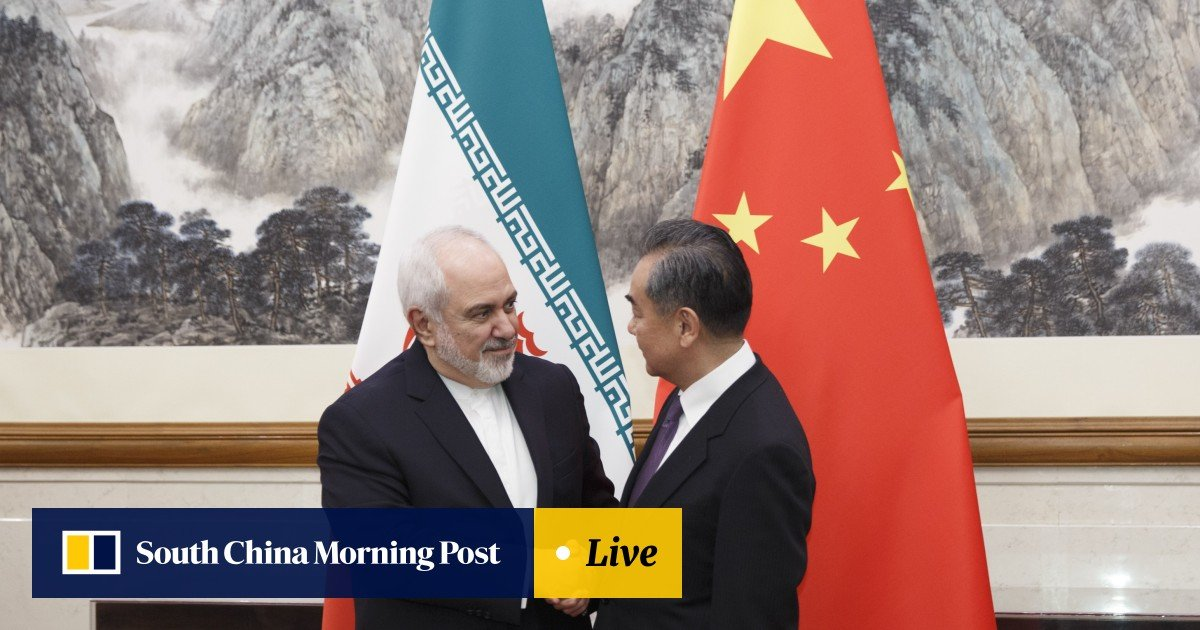 Iran presses China and Russia to save nuclear deal | South