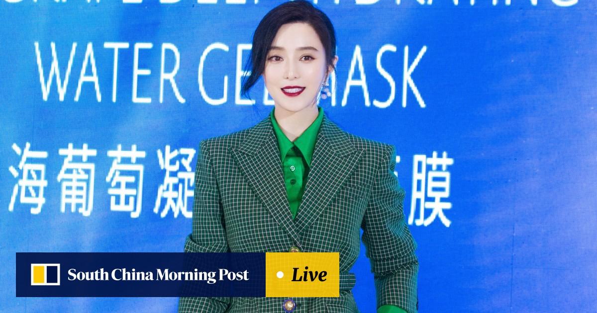 Fan Bingbing wears Givenchy in rare public appearance