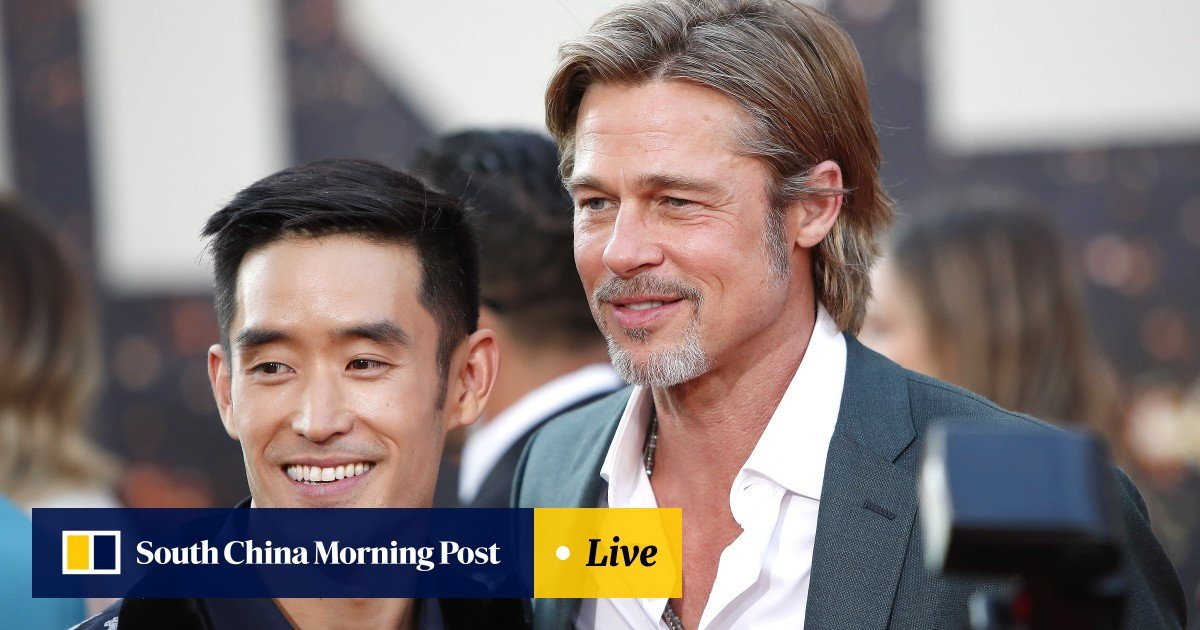 Mike Moh outshines Brad Pitt and Leonardo DiCaprio at Once