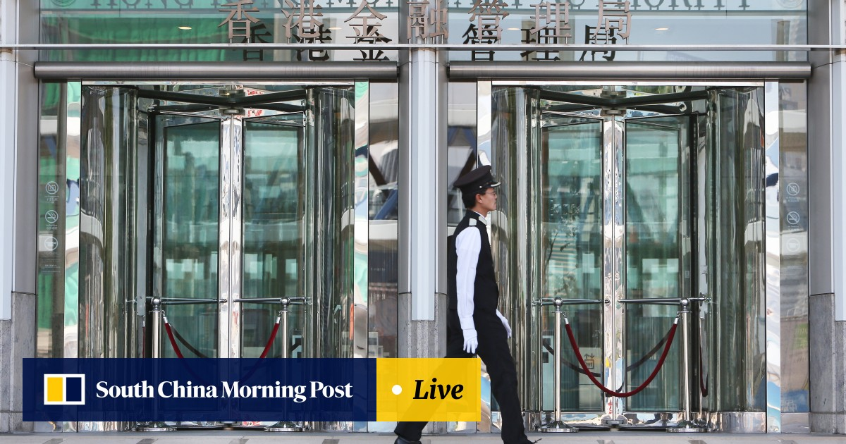 Hong Kong Monetary Authority moves to steady ship amid