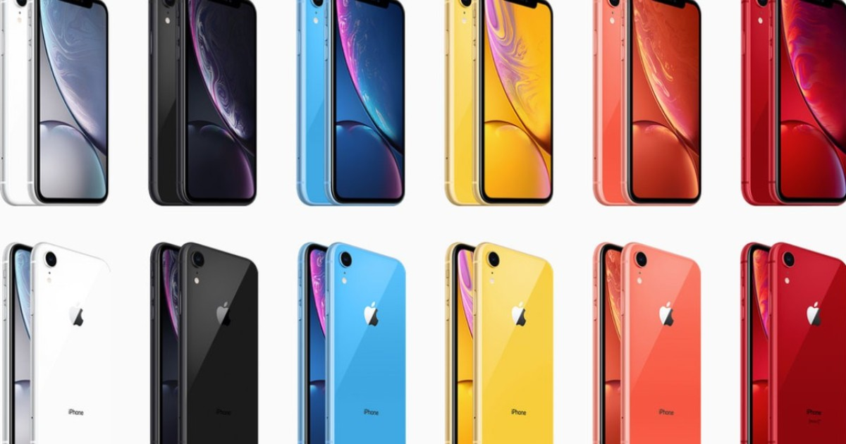 9 reasons why you should buy an iPhone XR instead of the iPhone XS