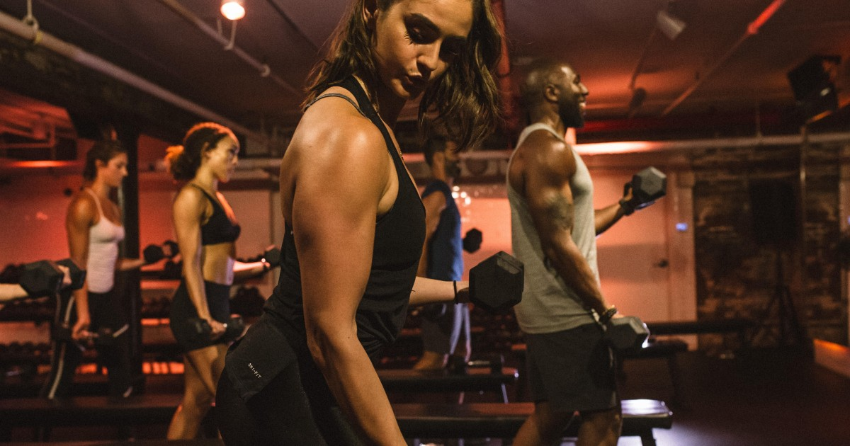 01e61867 Light manipulation at gyms on the rise to make users less self-conscious  and improve workouts | South China Morning Post