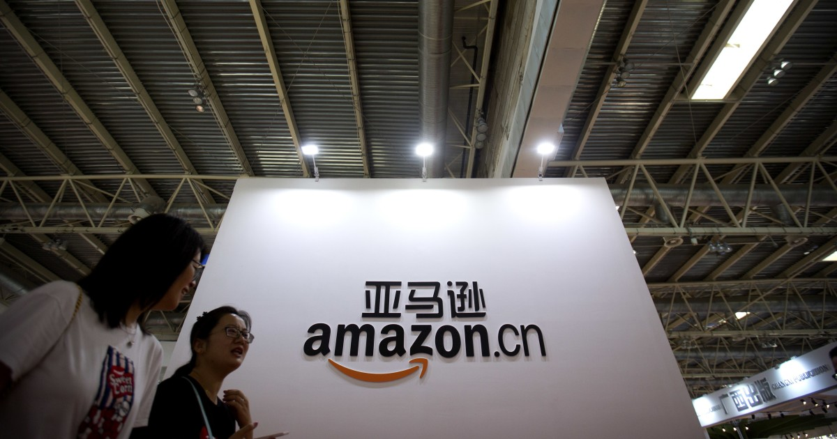 Amazon will shutter part of its China e-commerce operations