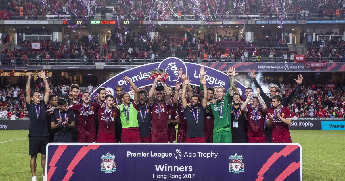 3c67d0faa01e5 Liverpool CEO Peter Moore reveals why the club won't be returning to ...