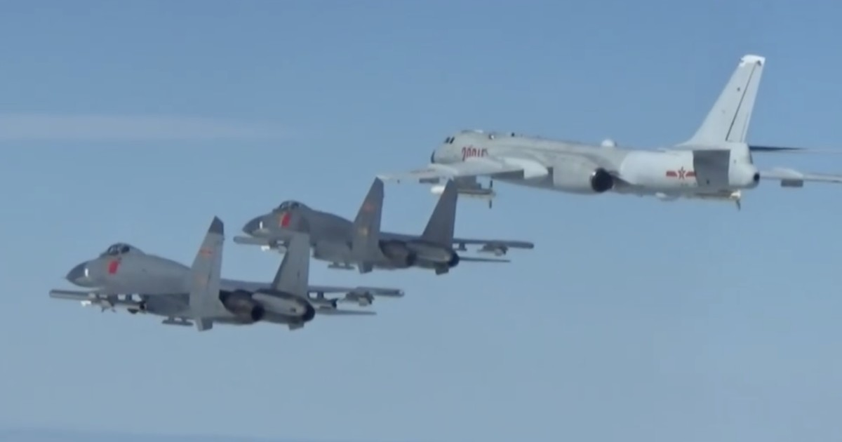 China's air force spreads its wings in 70th anniversary