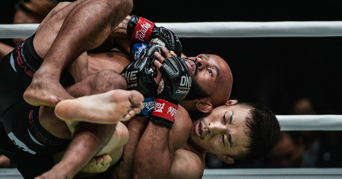 One Championship: Demetrious Johnson says 'I expect more from myself