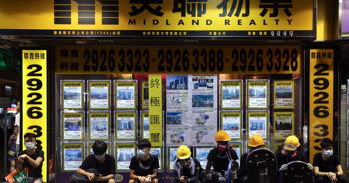 Sun Hung Kai, MTR defer sale of 1,172-flat Cullinan West III