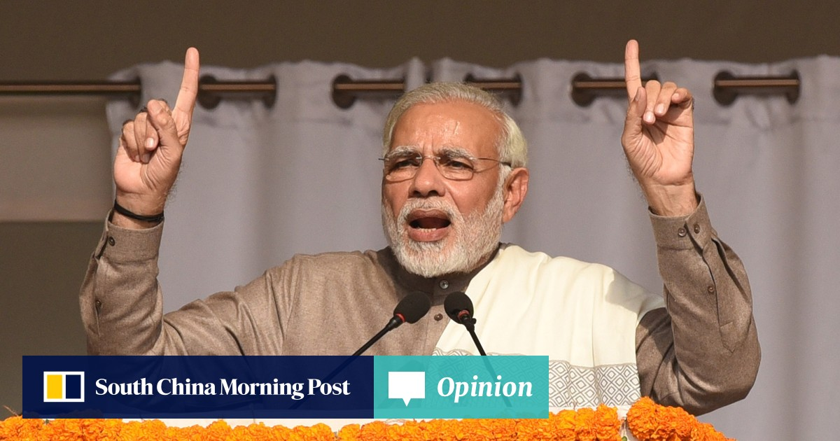 Why Indian Prime Minister Narendra Modi's 'watchman' campaign could easily slip into vigilantism