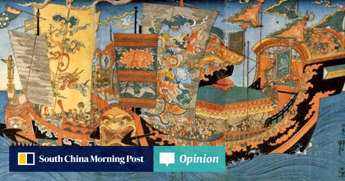 Was Japan's first emperor an ancient Chinese alchemist?