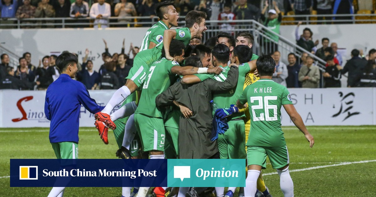 Bonkers AFC Cup highlights Asian game has a long way to go