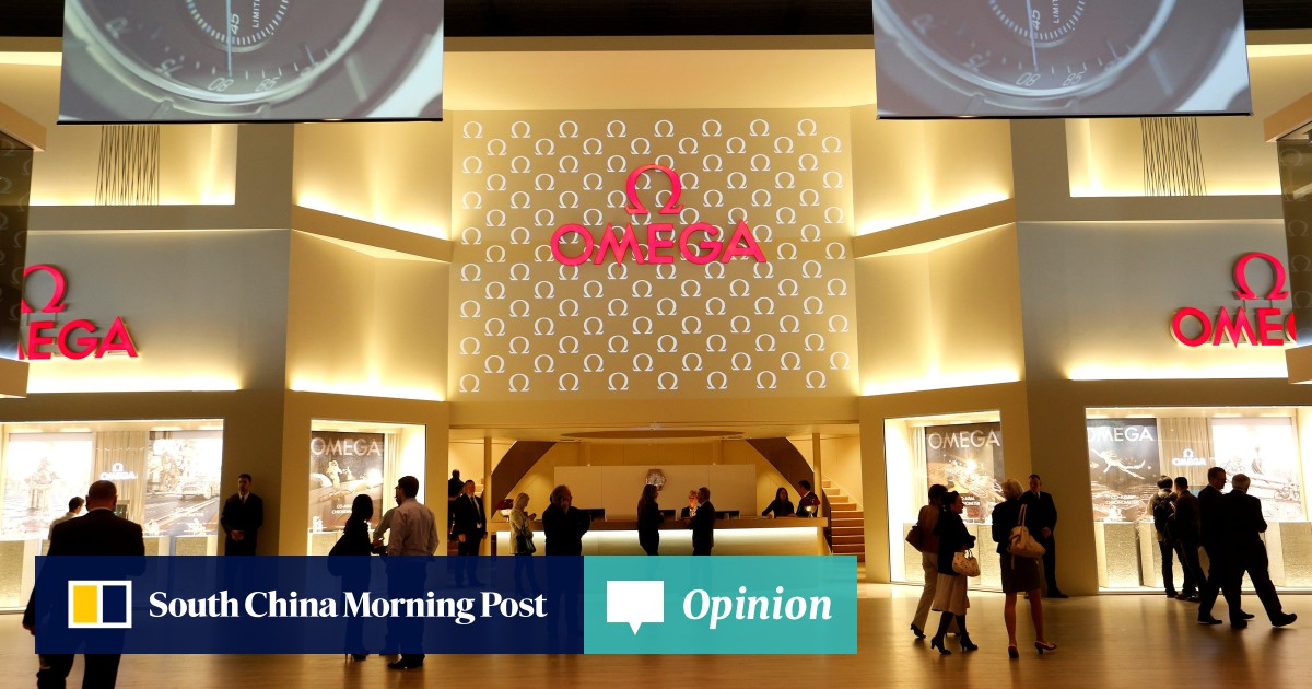 buy popular e4be0 cf894 Swiss watchmaker Omega defies e-commerce boom by expanding physical stores  network in China   South China Morning Post