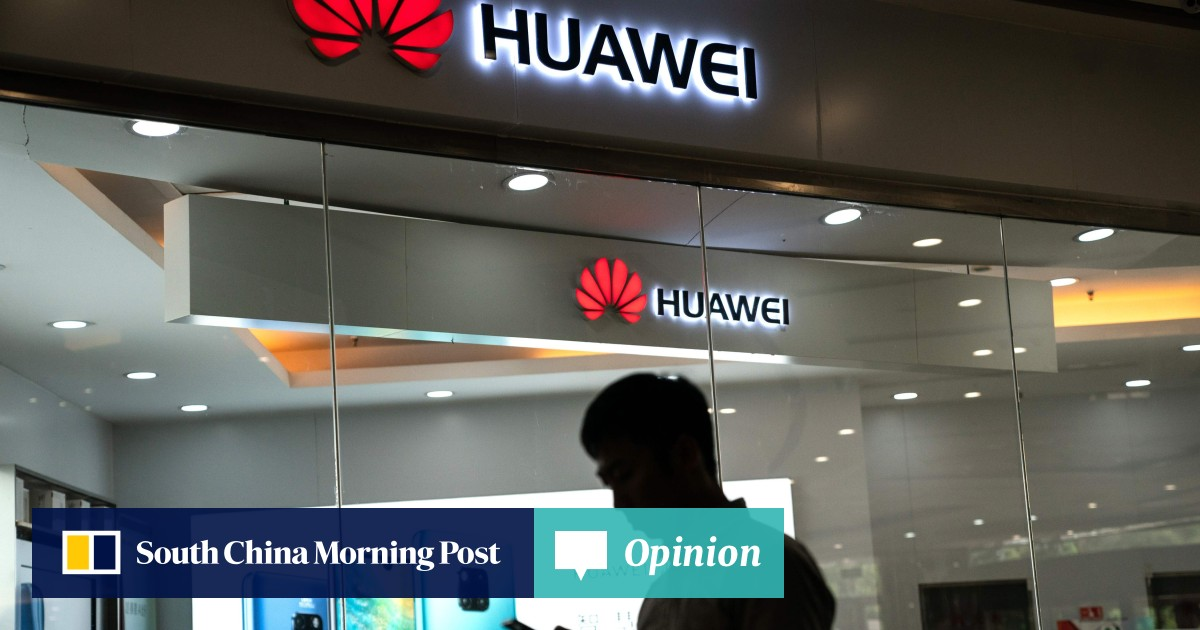 If Perception Is Reality, Can Huawei Founder's Pragmatic