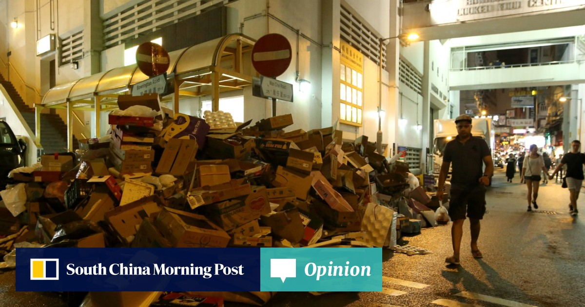 Does Hong Kong face another 'paper jam' environmental crisis