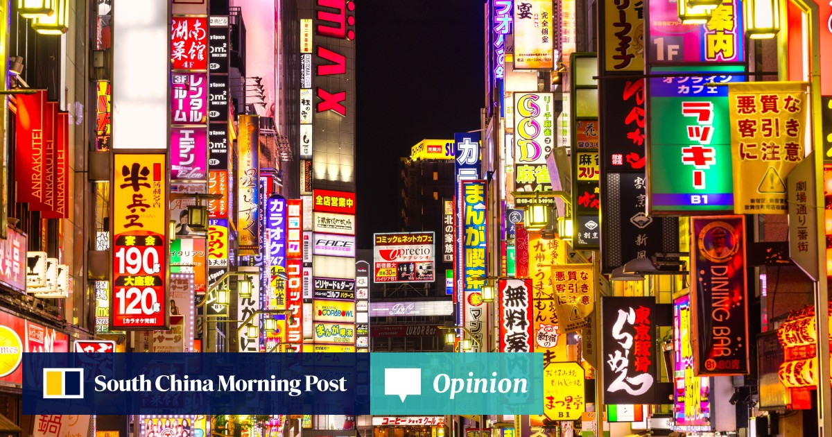 Could sex tourism save Japan's small towns from disappearing