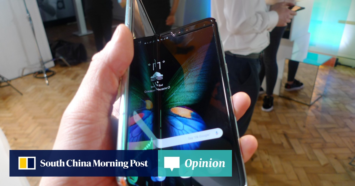 Samsung said to complete Galaxy Fold smartphone redesign in time for